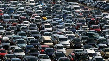 Что делать, если заперли машину на парковке
