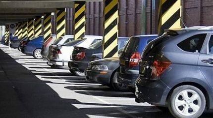 Абонемент на парковку в Москве